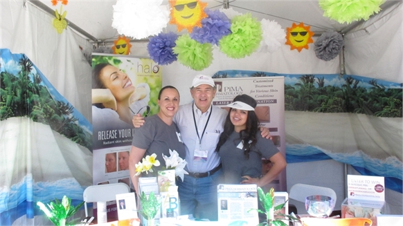 Pima Dermatology Community Involvement