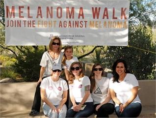 Pima Dermatology Melanoma Walk