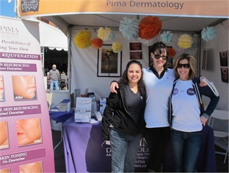 Pima Dermatology Charity