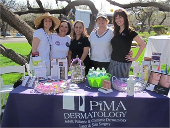 Pima Dermatology Tennis Charity